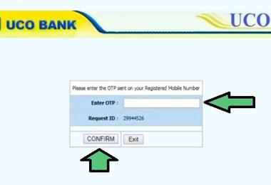 UCO E Banking